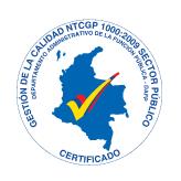 Gestión de la calidad NTCGP 1000:2009 Sector Público